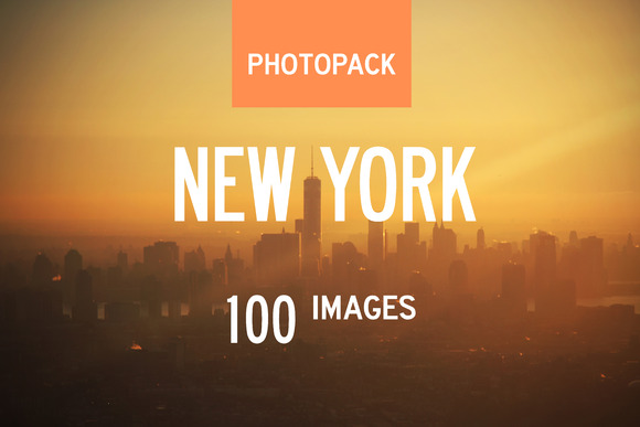 New York Photo Set 100 Images