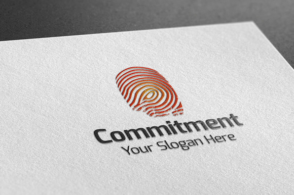 Commintment Logo
