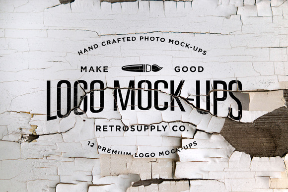 Vintage Logo Mock-ups