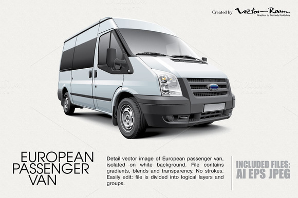 European Passenger Van