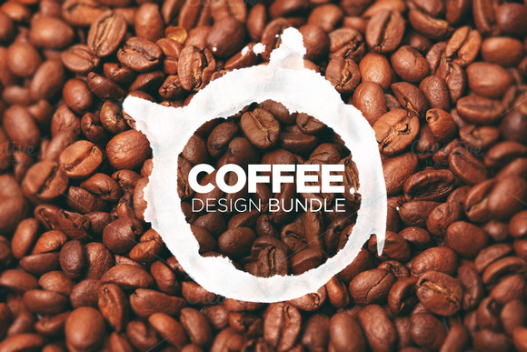 Handcrafted Coffee Design Bundle