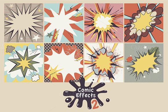 Comic Effects 2