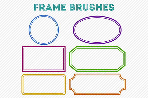 Frame Brushes