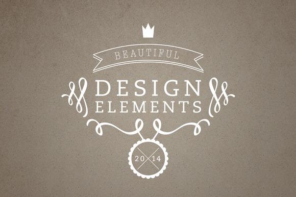 17 Beautiful Design Elements