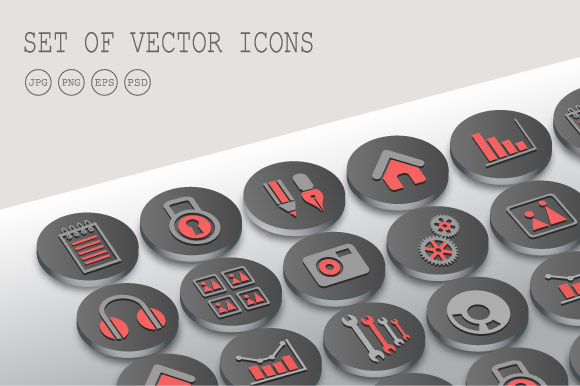Icons Interface