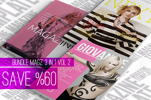 Bundle 3in1 Magazine 2
