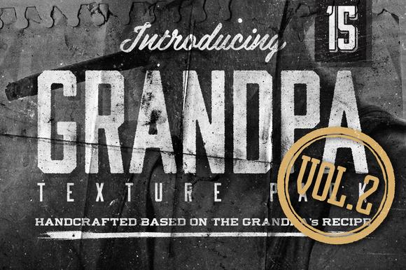 15 Grandpa S Texture Vol.2