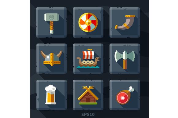 Vikings And Scandinavian Items The