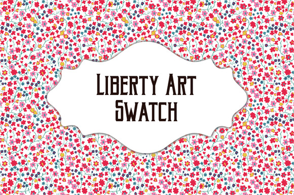 Liberty Art Swatch