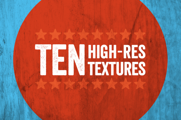 10 High Resolution Textures