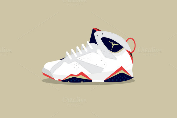 Sneakons Air Jordan 7