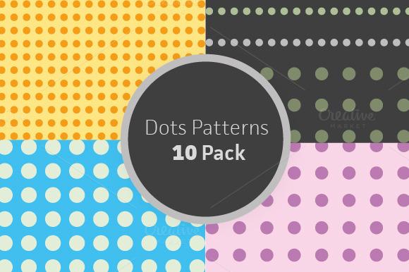 10 Dots Patterns