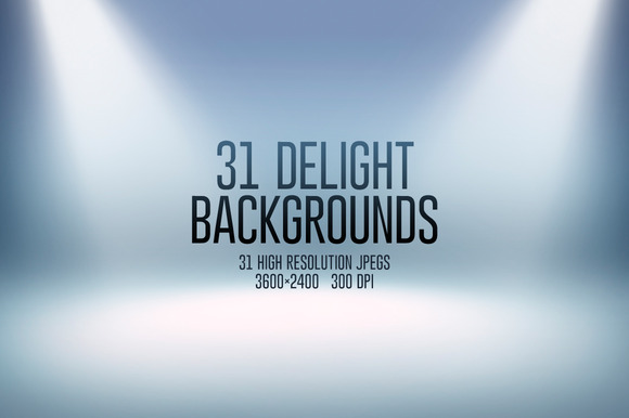 31 Delight Backgrounds