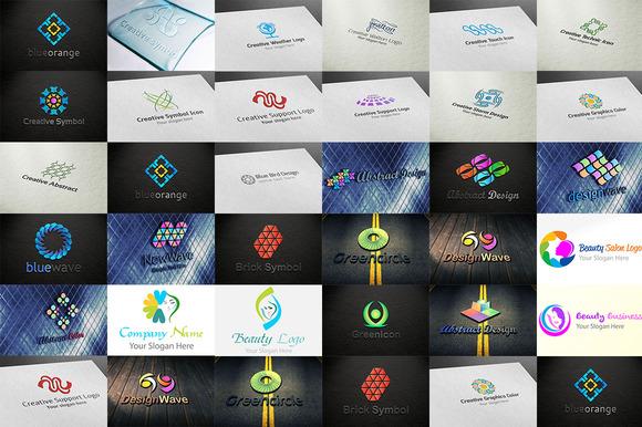 30 Logo Pack 12