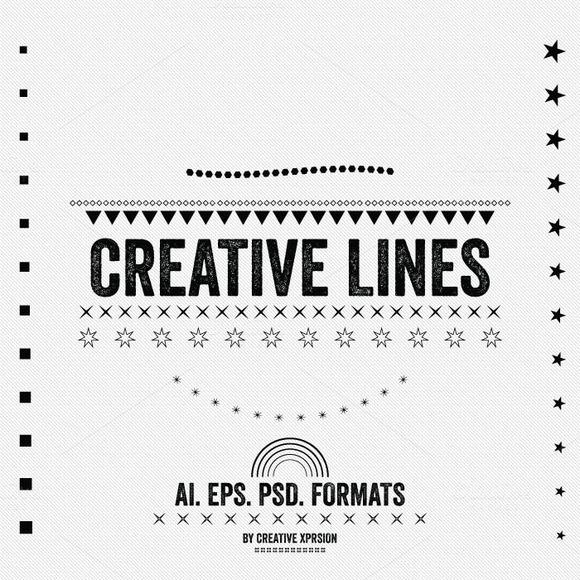 322 Creative Lines