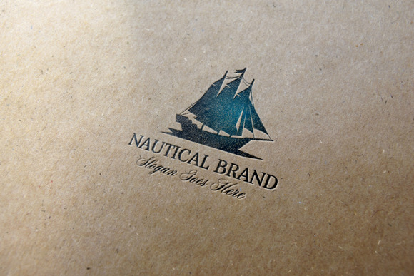 Nautical Brand Logo