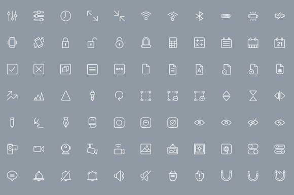 Best Icon Sets