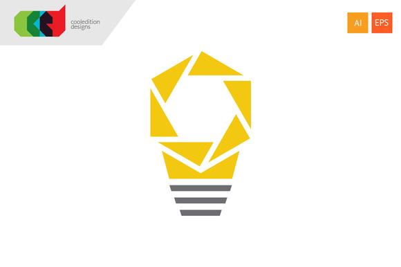Photo Idea Logo Template Free BC