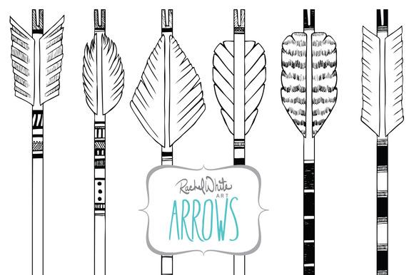 Arrows Vector PNG