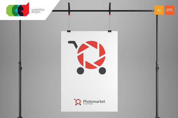 Photo Market Logo Free BC