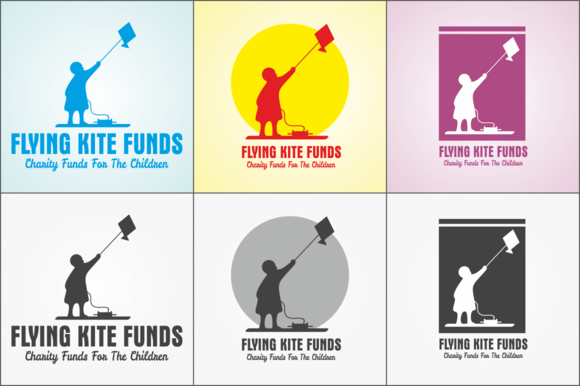 Flying Kite Charity Funds Logo