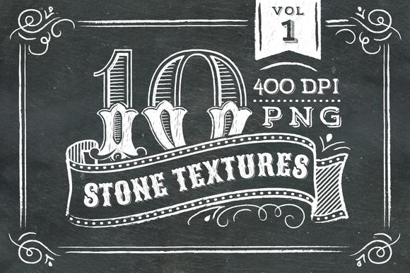 10 Stone Textures Volume 1