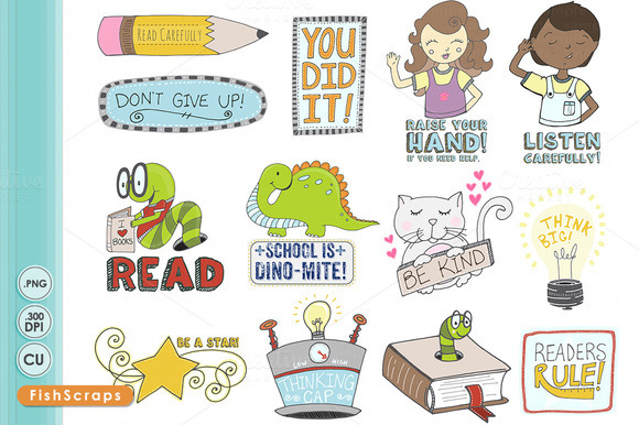 School Rules Clip Art Teachers
