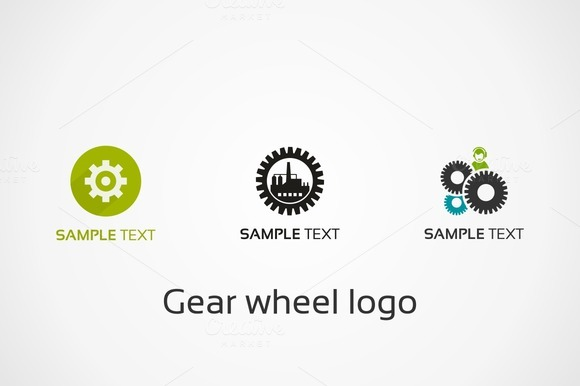 Gear Wheel Logo