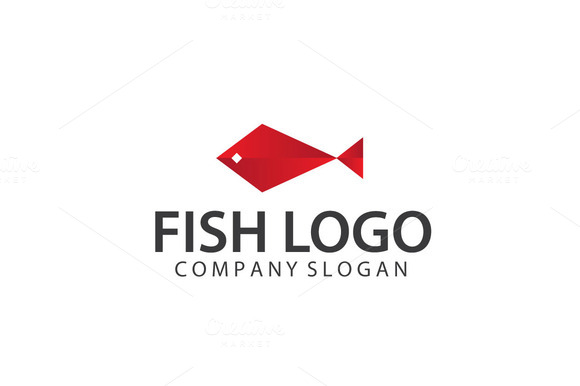 Exclusive Fish Logo Template