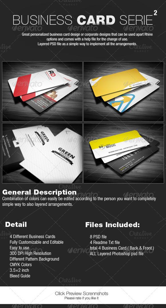 Business Card Bundle 2