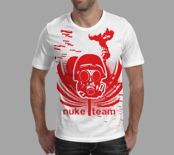 Nuke Team T-Shirt