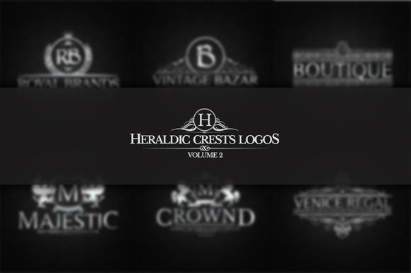 Crest Logos Vol.2