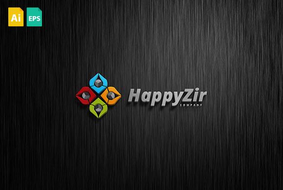 HappyZir Logo