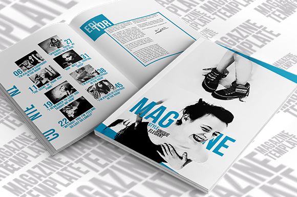 Creative InDesign Magazine