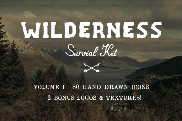 Wilderness Survival Kit Volume I