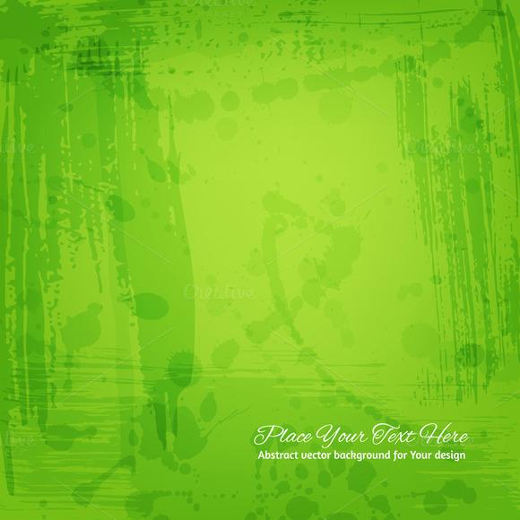 Artistic Grunge Vector Background