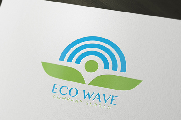ECO WAVE Logo