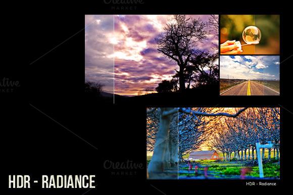 HDR Radiance