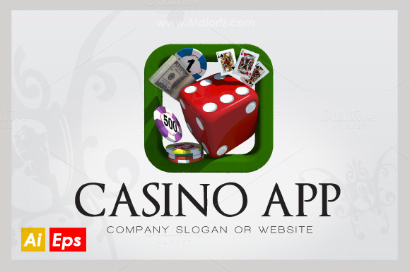 Casino App Logotype