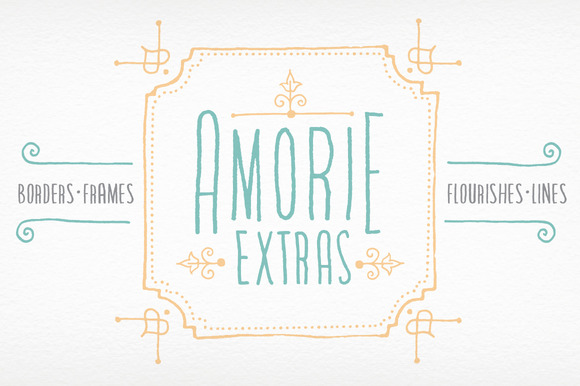 Amorie Extras OVER 50% OFF