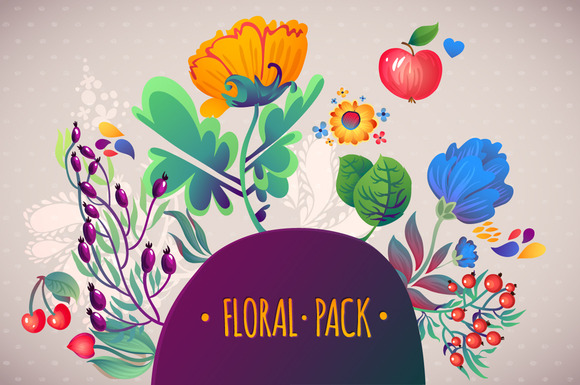 Floral Summer Big Pack