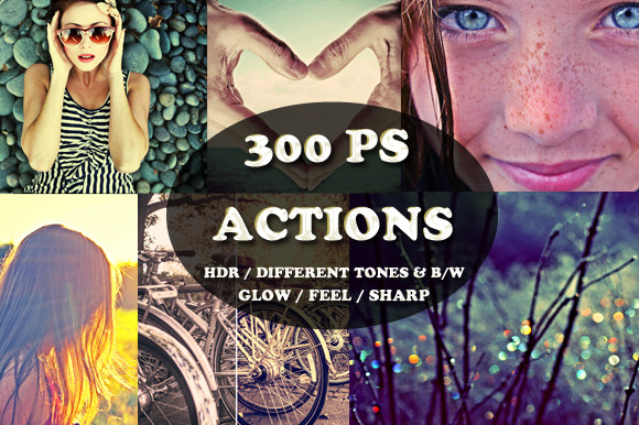 300 PS Actions