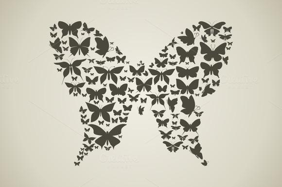 Butterfly A Set