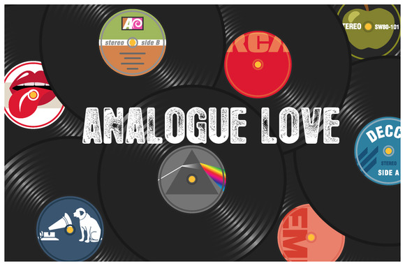 Analogue Love RSD14 Illustrations
