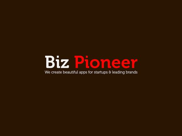 Biz Pioneer Keynote