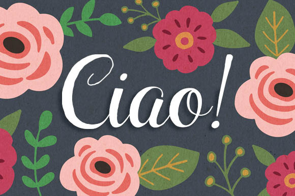 Ciao Bella Script