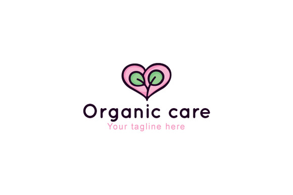 Organic Care Nature Heart