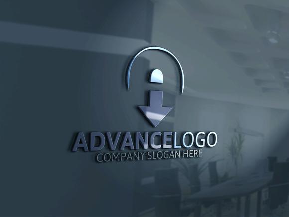 Advance Logo 40%off