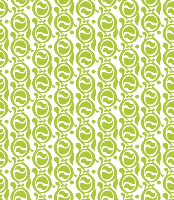 Abstract Seamless Decor Pattern