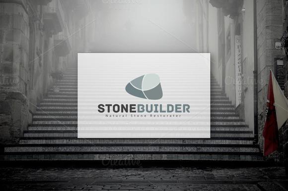 Stone Builder Logo